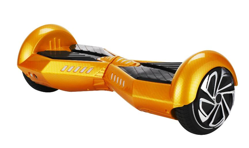 Elektrodeska Hoverboard Smart Gold